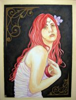 Persephone by JessicaChanner