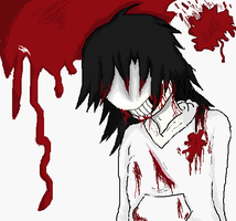 Jeff the killer. by Ask-Soul-Evans