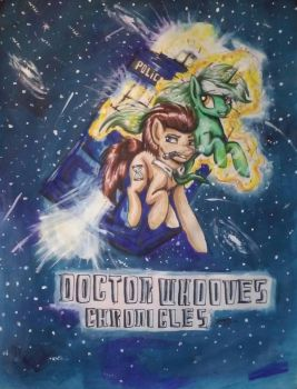 COMING SOON: DOCTOR WHOOVES CHRONICLES by ToxicTox73