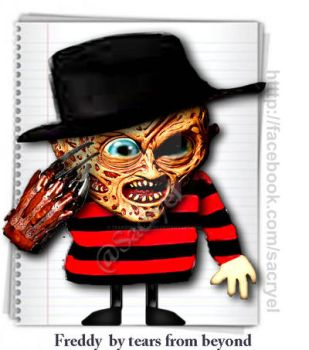 Freddy by TearsFromBeyond