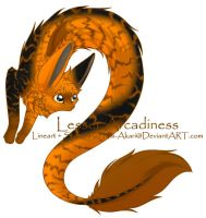 Hallows Eve Lesser Arcadiness Adopt:CLOSED by Inner-Realm-Adopts