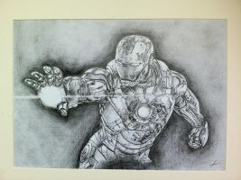 Iron Man by syril32