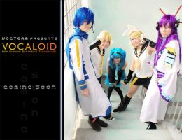 Vocaloid cosplay - demo by nyaomeimei