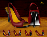 Heels, an extension of beauty (Icons) by christianchen