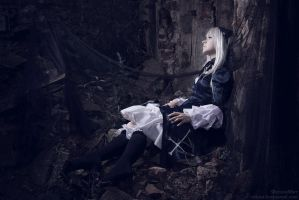 Suigintou. Remain alone by gorlitsa