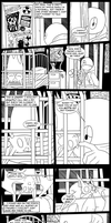 Lou Ghastly pages 21 and 22 by MichaelJLarson