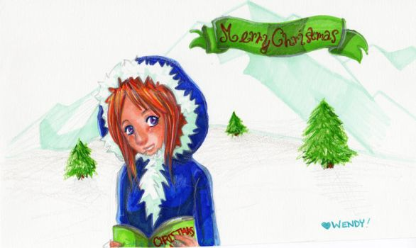 Another Christmas Card by Alchemist-Hoshi