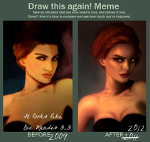 Improvement Meme :D by Gorgaidon