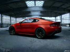 BMW Tiger - Concept 4 by cipriany