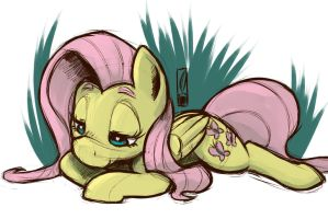 Flutter paint by Inkwel-MLP