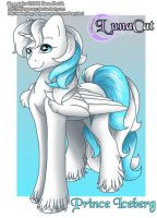 Prince Iceburg grown up by FlyingPony