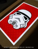 Storm Trooper Special Edition 1 of 1 by DoomCMYK