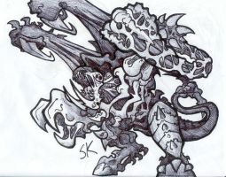 Stone-Crusher Carnifex by KrewL-RaiN