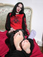 Gothic Soles by jason9800player2