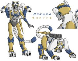 OTF Aurora Colored by Autobot-Windracer