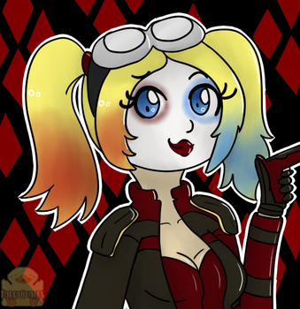 Injustice!Harley Quinn by HappyQuacks