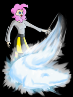 Pinkie Pie Patronus by BellalyseWinchester
