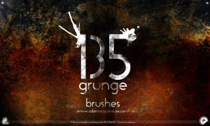 Ultimate Grunge Set 3 SAMPLER by ardcor