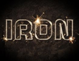 Iron by ladida2010