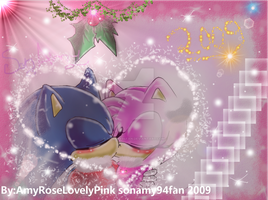 Christmas with you. . . by sonamy94fan