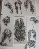 Hairstyles 2 by Telemaniakk