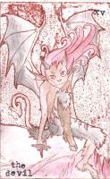 The Devil by persephone-the-fish