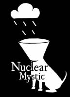 Nuclear Mystic Logo (Inverted Colour) by ZeldasTwin