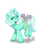 [Commission/Collab] Lyra pour Grimy by DreamynArt