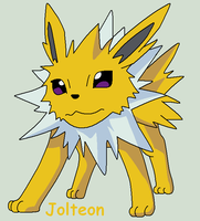 Jolteon by Roky320