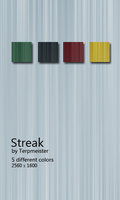 Streak Pack by terpmeister