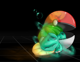 Baby Bulby: Doing it wrong. by Hobbs-Art