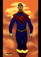 Elite Superman by The G by Chizel-Man