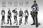 Eric Carlson Redesign by JonathanP45