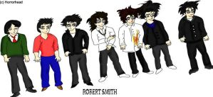 The Robert Smith History by Horrorhead