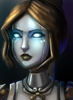 LoL - Orianna by cubehero