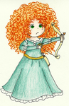 Merida by anime-lover05