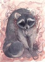 The Coon Guardian by Kitsune-Seven