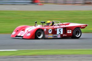 No 5 Chevron B19 by Willie-J