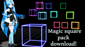 Magical Square Pack Download! by aliena28898