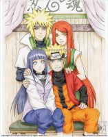 Uzumaki Family Ver. 2 by junosama
