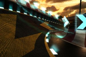 F1 GP Openning - Concept 4 by dT-Kromos-Tb