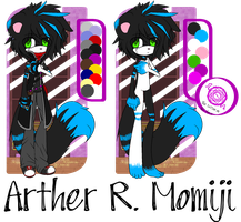 .:: Arther Ref::. by abbyfirecat