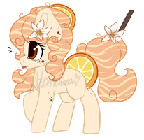 [CLOSED!] Guest Cocktail Colt Adopt: Vanilla Bean by H-analea