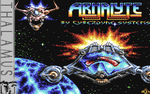 Armalyte title screen by roblevy