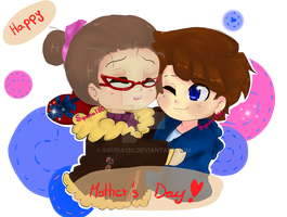 Ninjago - Mother's day by Squira130