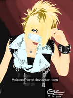 Reita - The GazettE by HokaidoPlanet