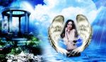 Angel home by annemaria48