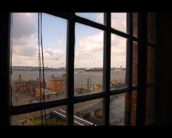 window across the mersey by awjay