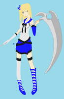 MMD model request by Rozz-a
