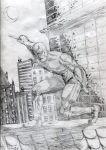 Daredevil Pencils January 2016 by Bobalob93